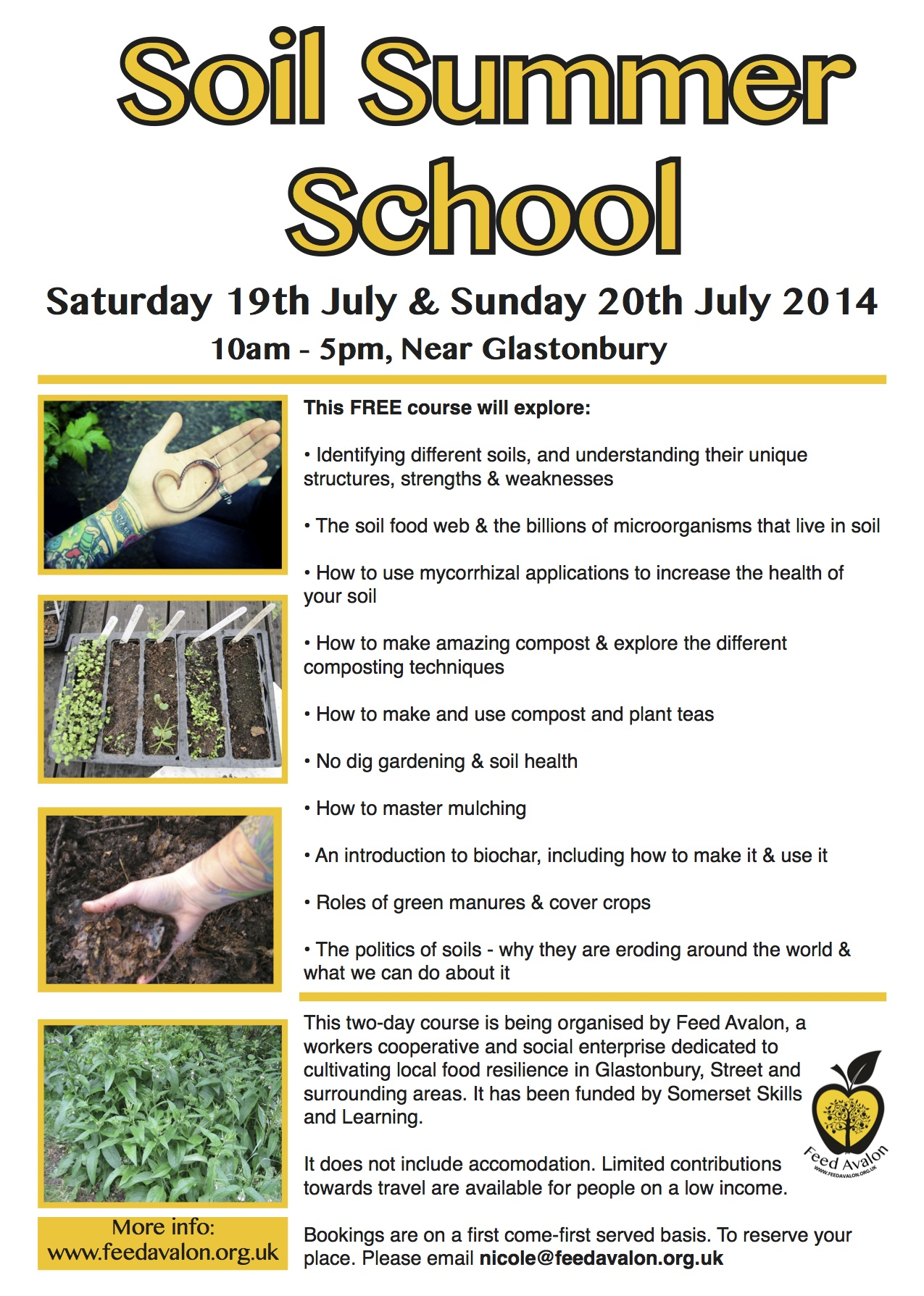 Soil Summer School