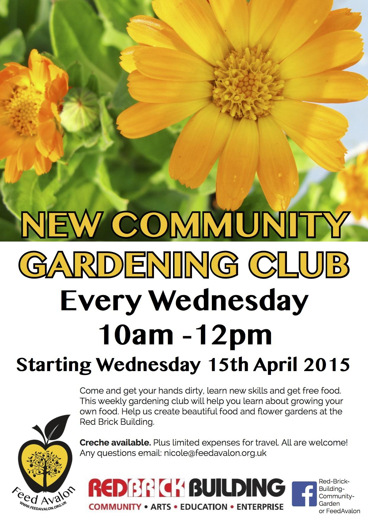 RBB Gardening Club