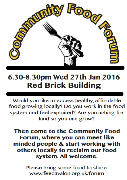 Food Forum Jan16