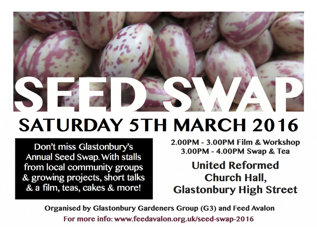 Seed Swap 2016 One