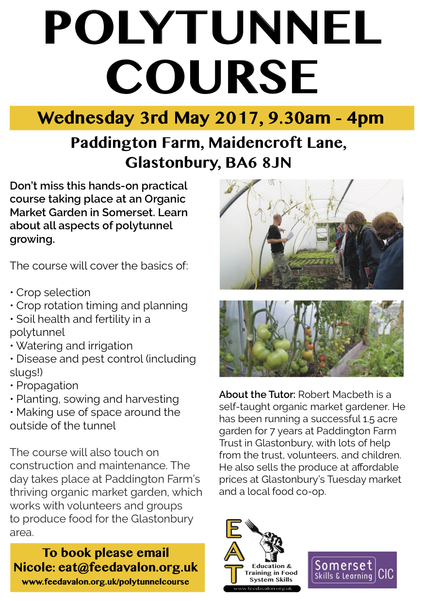 Polytunnel Course