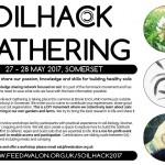 Soil Hack Gathering Poster